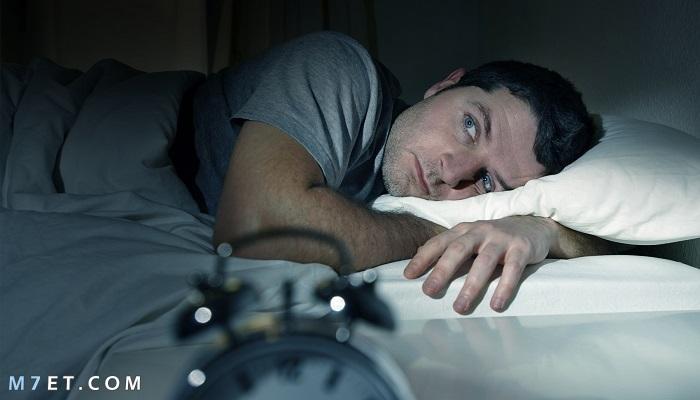 السهر وعدم القدرة على النوم