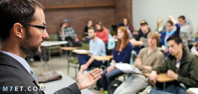 الفرق بين التدريب والتعليم