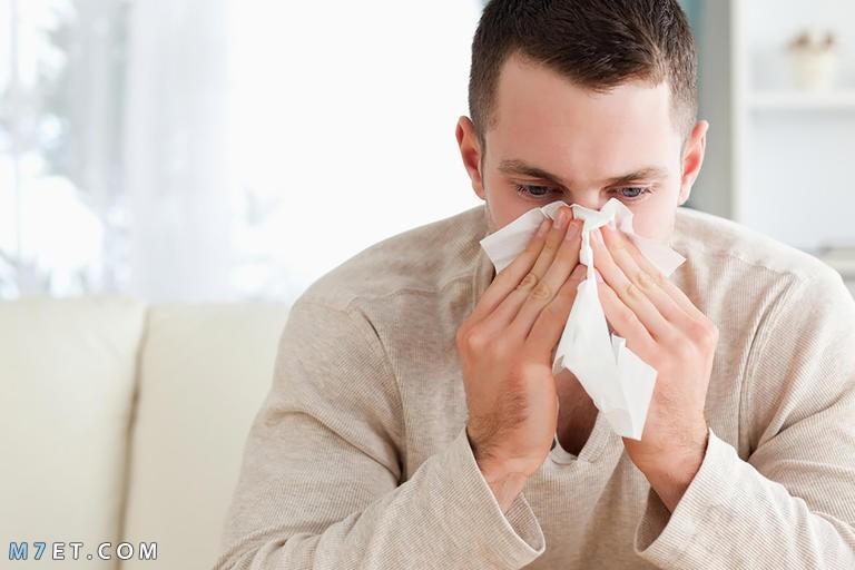 التخلص من الأنفلونزا