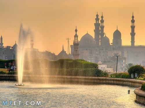 أفضل الأماكن الترفيهية في القاهرة