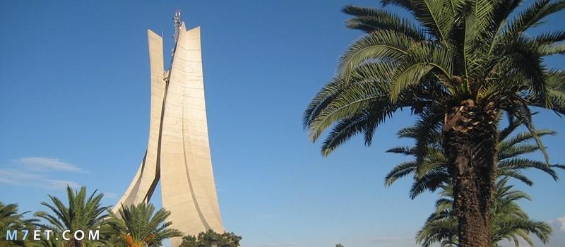 كم عدد سكان الجزائر