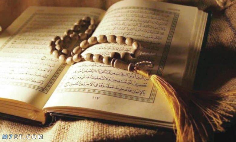 آيات التأمل في القرآن الكريم ومعانيها 2021