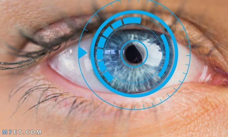 أجزاء العين وظائفها وآلية عملها 2021