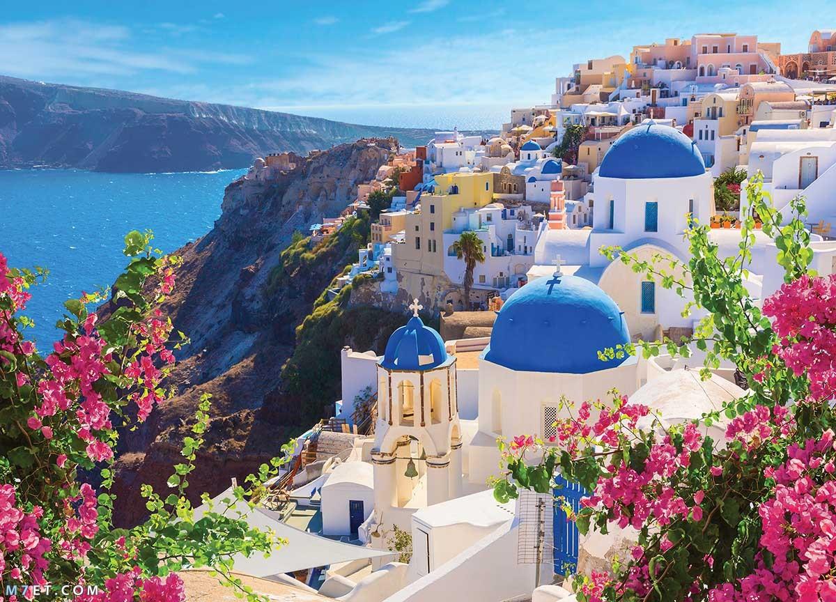 اليونان أفضل وجهة سياحية