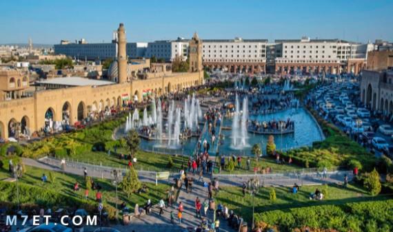 اقدم مدينة عربية