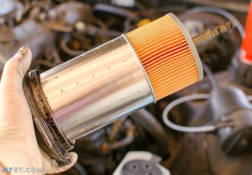 الأضرار الناتجة عن عدم تغيير فلتر البنزين