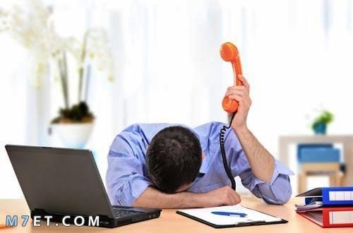 بحث عن ضغوط العمل وكيفية التعامل معه
