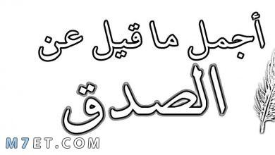 Photo of حكم عن الصدق كي يبقى الحق شامخًا رغم أنف الكاذبين