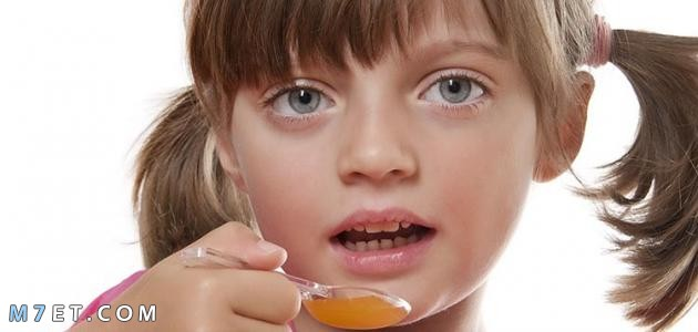 دواء كحه للأطفال