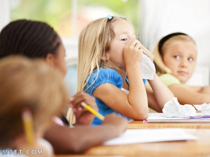 الوقاية من الأمراض المعدية في المدارس
