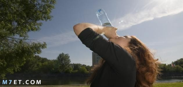 التخلص من سموم الجسم بالماء