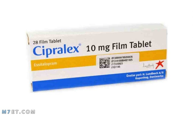 دواعي استخدام دواء cipralex