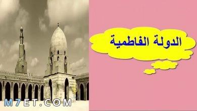 Photo of أسباب سقوط الدولة الفاطمية | أشهر  14 اسم لخلفاء الدولة الفاطمية