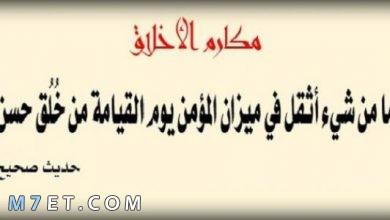 Photo of مكارم الأخلاق معناها وأهميتها للمجتمع والفرد وصفاتها في الإسلام