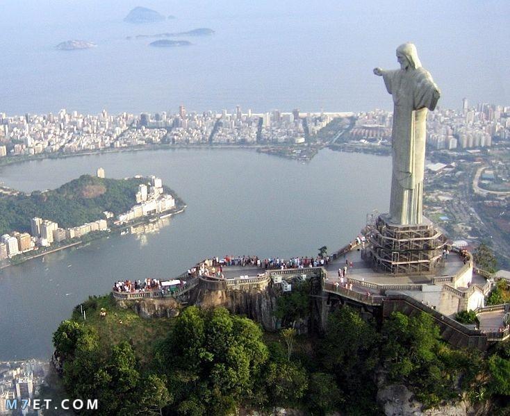 أشهر تماثيل العالم