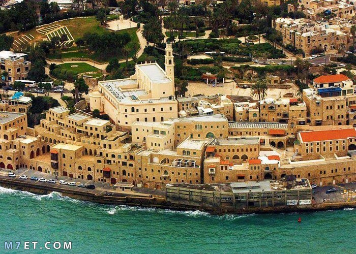 اين تقع مدينة يافا