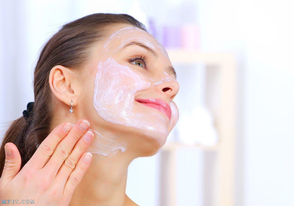 تبييض الوجه في يوم