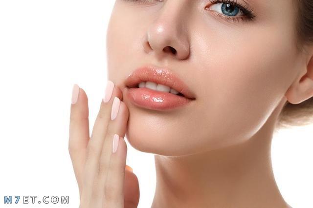 كيفية ازالة الاسمرار حول الفم