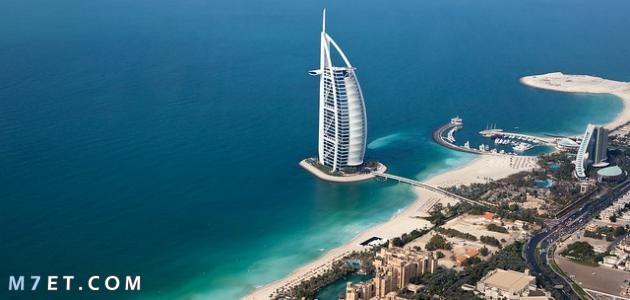 أهم معالم دبي