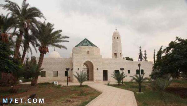 اين يقع مسجد ضرار