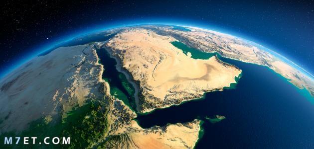 الدول المطلة على البحر الاحمر