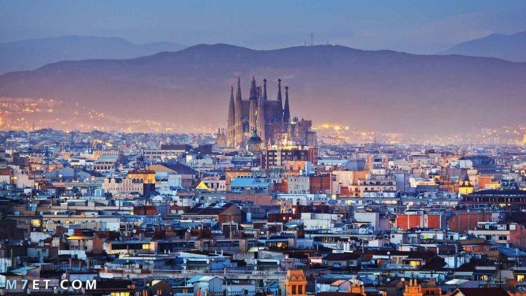 اين اذهب في برشلونة