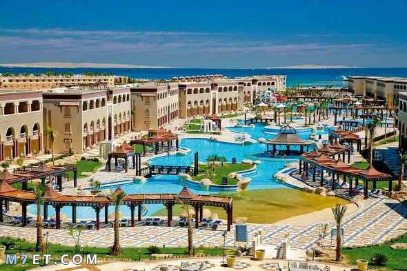 مدن سياحية في مصر