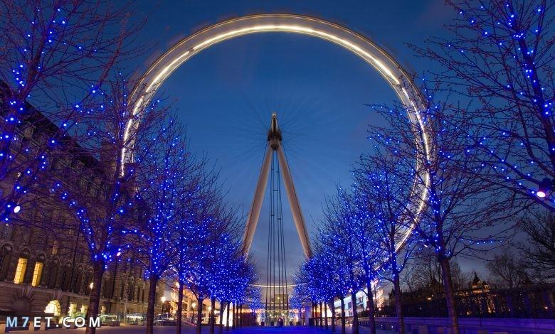اين تذهب في لندن