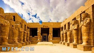 Photo of اين يوجد معبد الكرنك وأهم المعلومات عنه