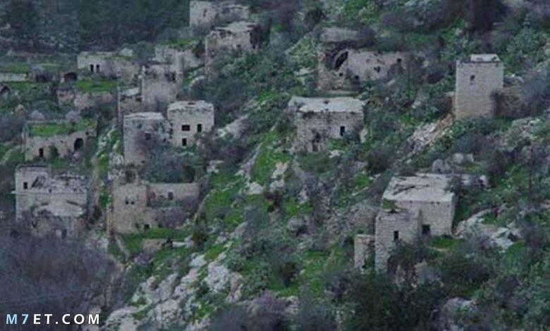 أقدم مدينة سكنها الإنسان في فلسطين