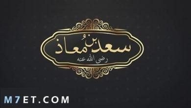 Photo of صفات سعد بن معاذ والسيرة الذاتية الكاملة له