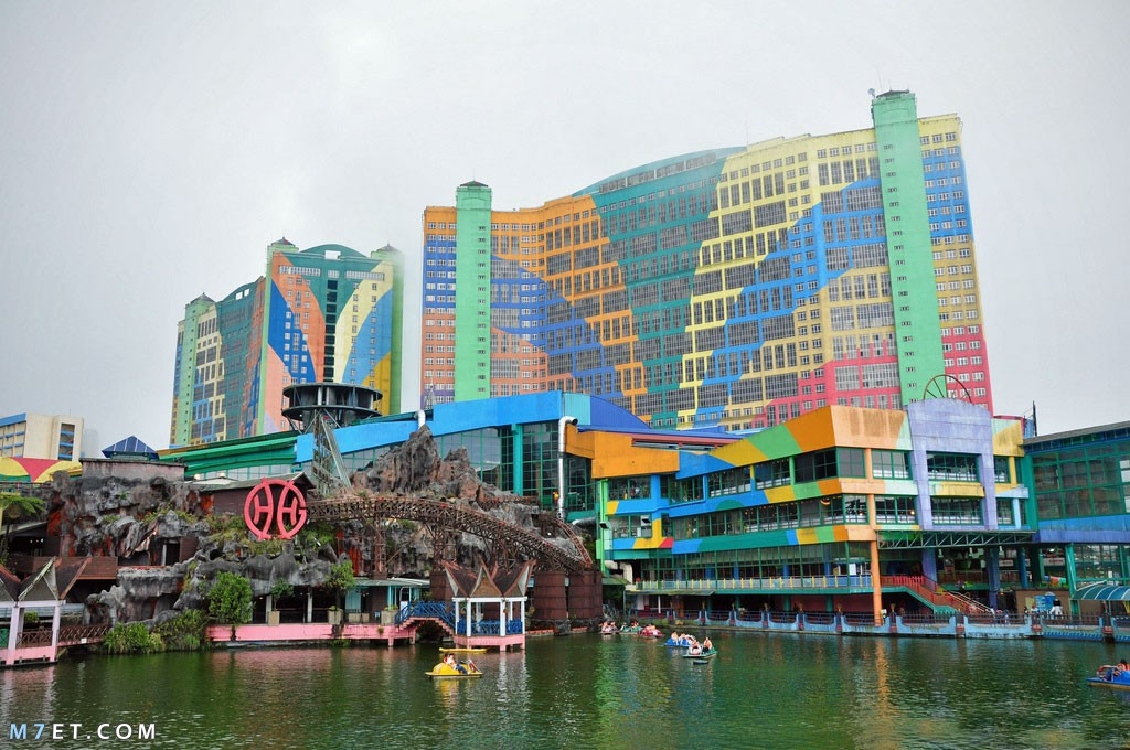 اين يوجد اكبر فندق في العالم