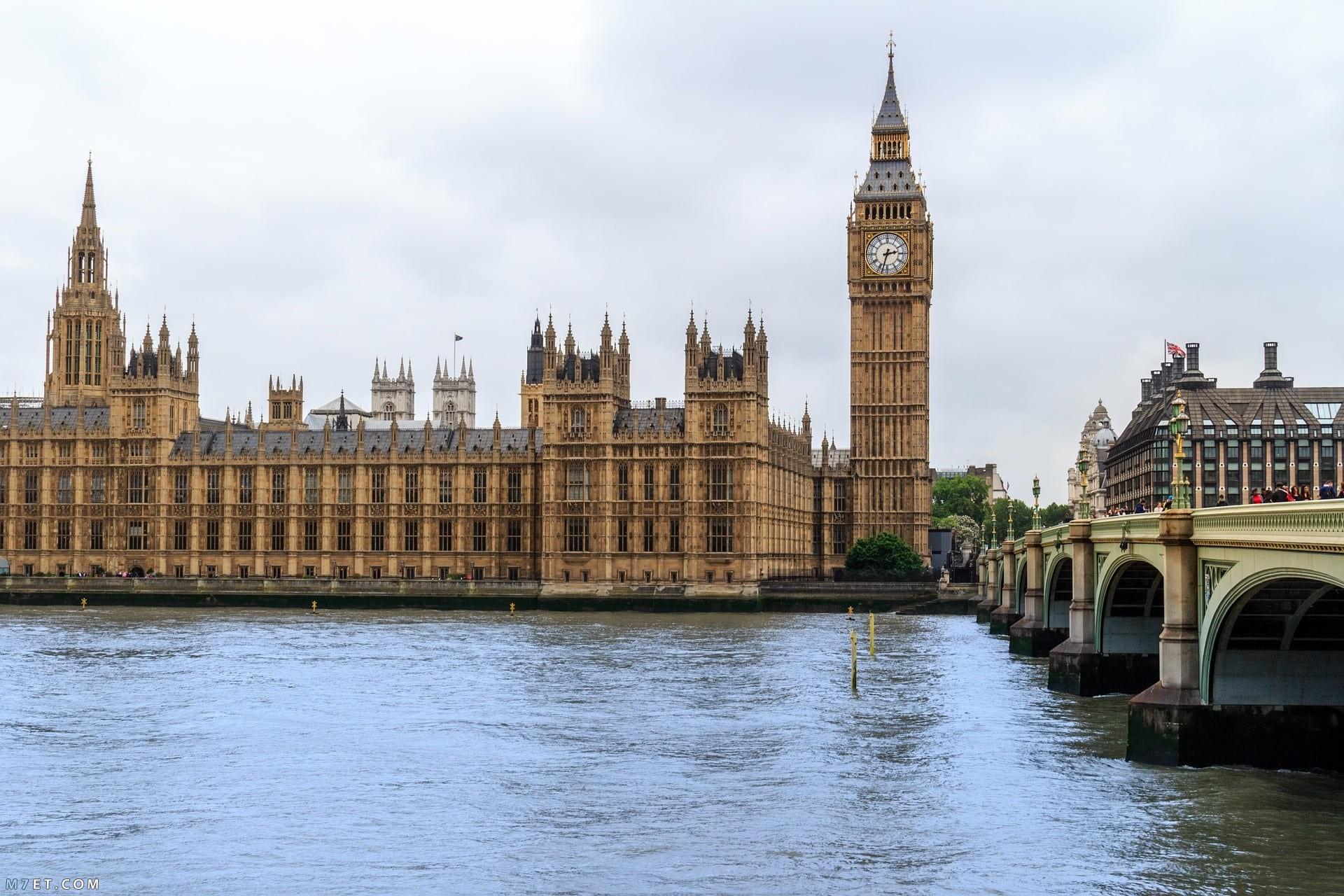 اين اذهب في لندن