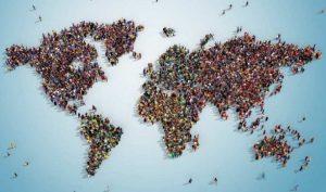 أكبر الدول العربية سكاناً