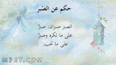 Photo of حكم الصبر وجزاءه في الإسلام وفضله وبعضٍ من أقوال الشعراء عنه