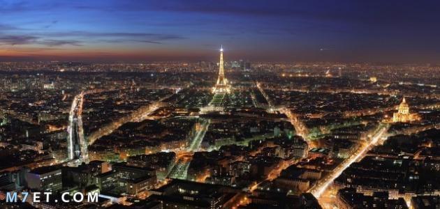 اين تذهب في باريس
