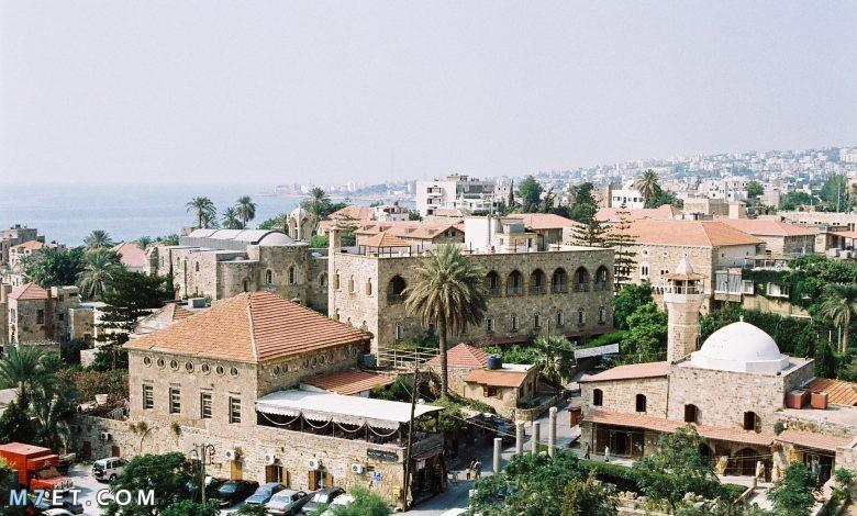 بلدة لبنانية بقضاء جبيل