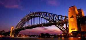 جسر ميناء سيدني