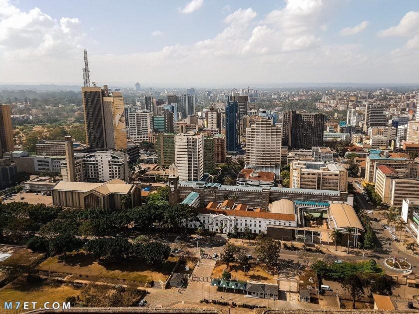 السفر إلى كينيا