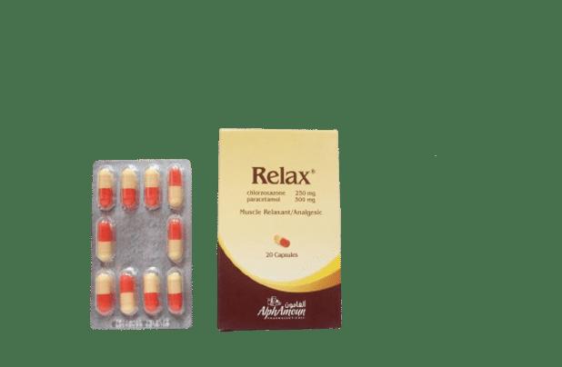 دواء relax