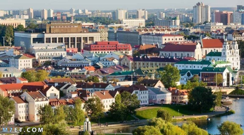 السفر إلى بيلاروسيا