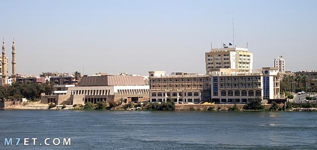 مدن محافظة سوهاج