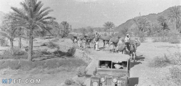 سلطنة عمان قبل النهضة