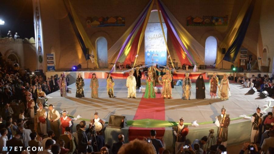 اين ينظم مهرجان بابل الدولي