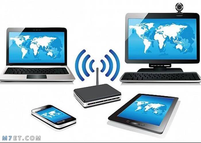تعريف الشبكة اللاسلكية