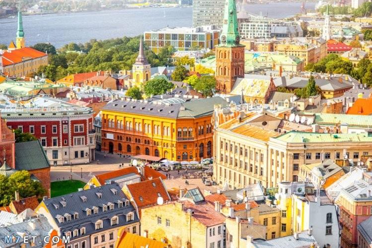 السفر إلى لاتفيا