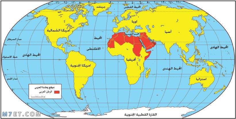 الدول التي يمر بها خط الاستواء