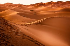 أين تقع صحراء لوط واهم المعلومات عنها