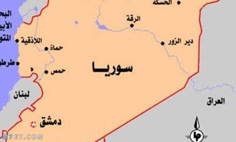 مدن شمال سوريا