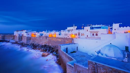مدن مغربية سياحية
